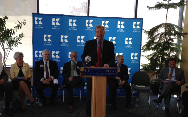 Senator Whitehouse and RI delegation annouce $7.1 million in Medicare payments to four hospitals