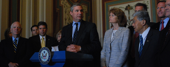 Bipartisan Senate Oceans Caucus